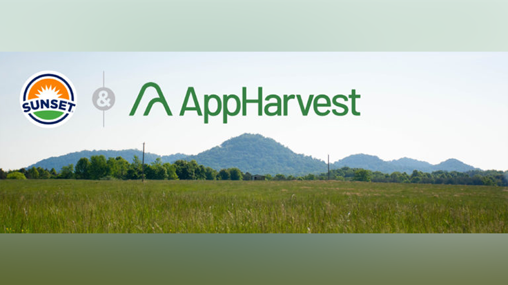 Mastronardi Produce, AppHarvest announce construction of 60-acre greenhouse