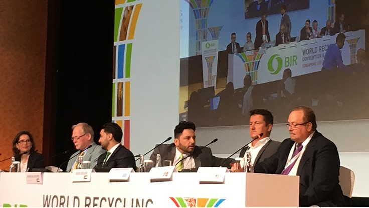 BIR 2019: Lithium-ion batteries spark a burning issue for recyclers