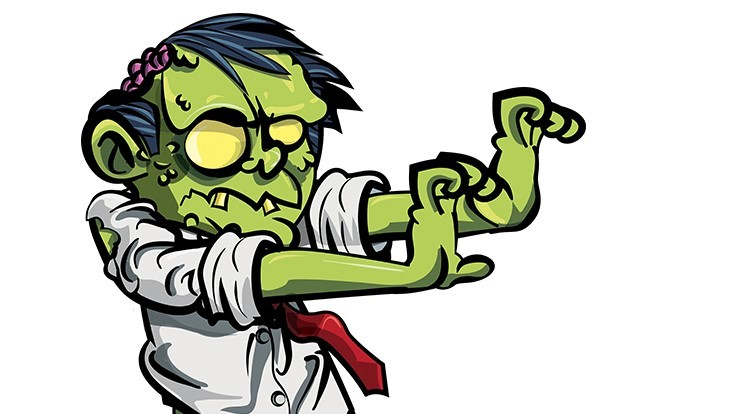 Identify A Workplace Zombie