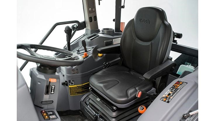 Kubota unveils limited edition tractor