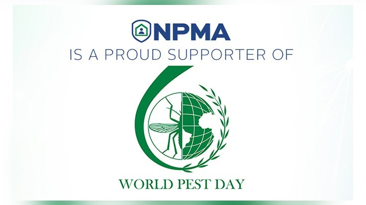 NPMA Supports World Pest Day