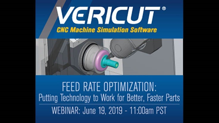 Feed Rate Optimization: Putting Technology to Work for Better, Faster Parts