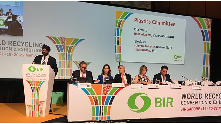 BIR 2019: Brand owners enter the plastic recycling arena
