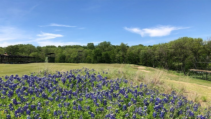 Slideshow: Touring Trinity Forest