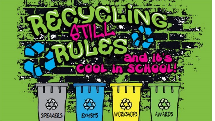 NRRA presents nine awards for school recycling programs