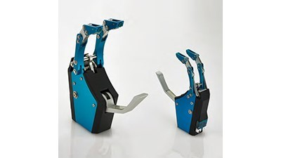 THK's TRX robot hand assembly
