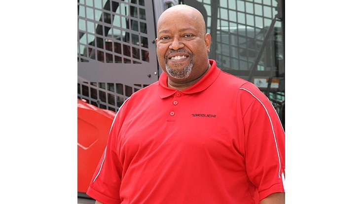 Takeuchi hires Hinton as technical trainer, developer
