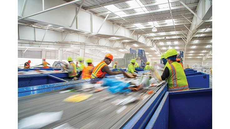 Orange County, Florida, eyes new recycling facility