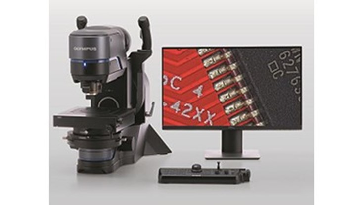 Olympus DSX1000 digital microscope