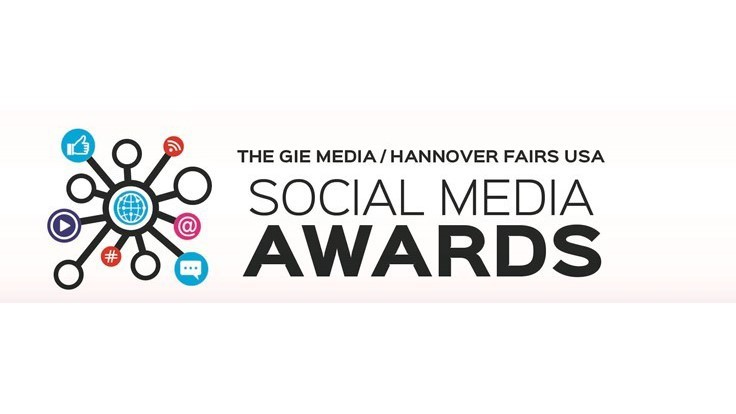 2019 GIE Media/Hannover Fairs USA Social Media Awards