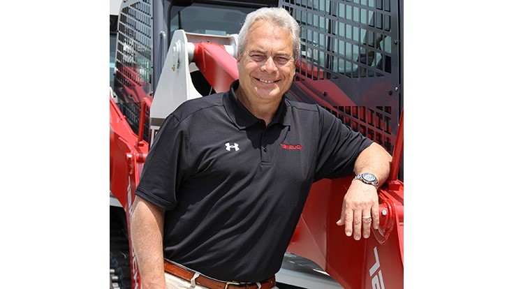 Takeuchi tabs Lawson as national dealer sales manager