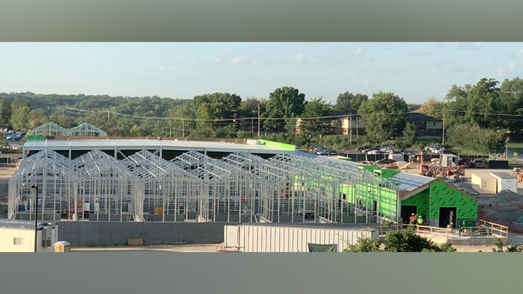 University of Missouri completes $28.2-million greenhouse expansion
