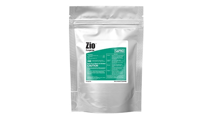 SePRO introduces Zio fungicide
