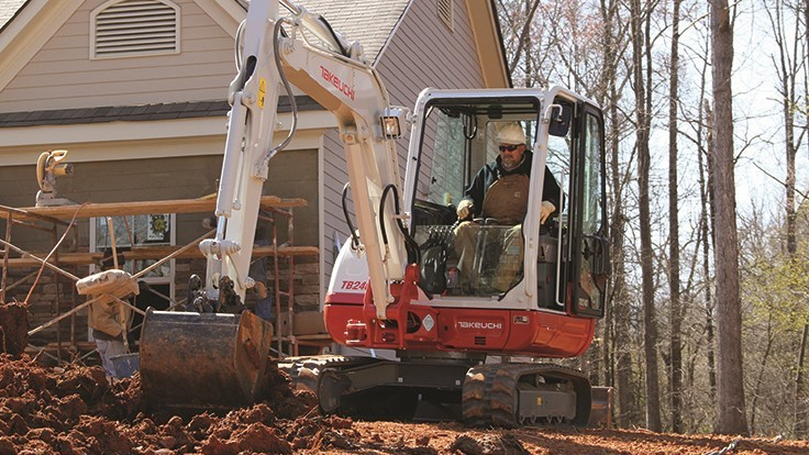 Takeuchi adds dealer in Tennessee