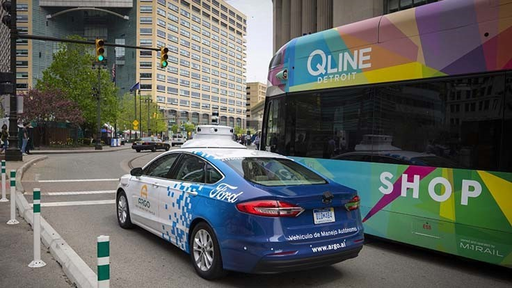 Ford, Volvo/Uber launch updated autonomous vehicles