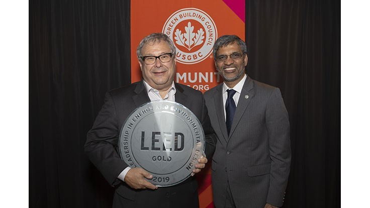 State Farm Arena receives LEED Gold Certification