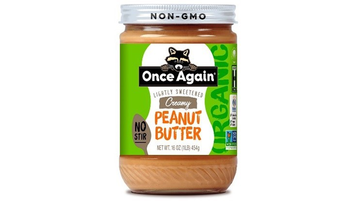 Once Again Moves All Peanut Butter Production into New Building
