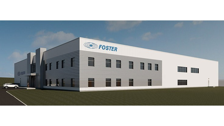 Foster Corp. expanding manufacturing footprint
