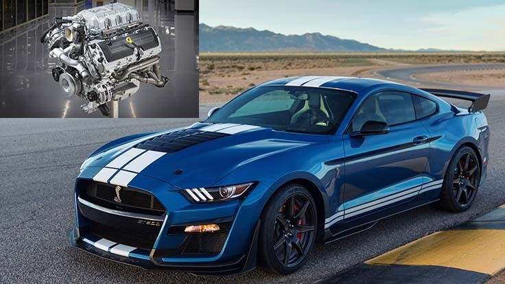 Ford tops Chevy Corvette, Camaro hotrod power levels with Mustang