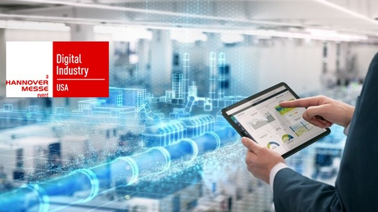Industry 4.0 showcased at Digital Industry USA 2019
