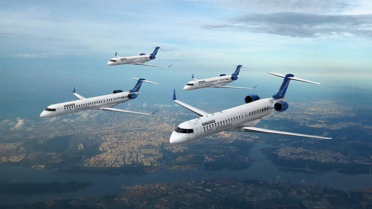 Mitsubishi Heavy Industries to acquire Bombardier CRJ program