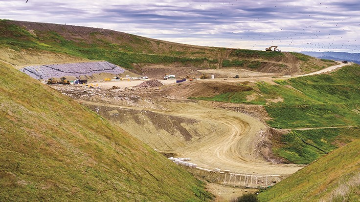 How landfill covers can help improve operations