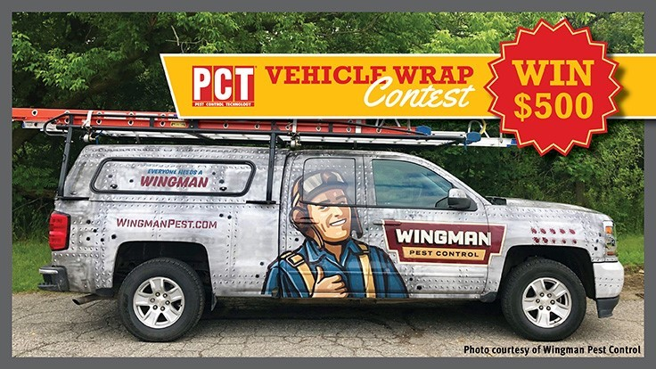 PCT Vehicle Wrap Contest