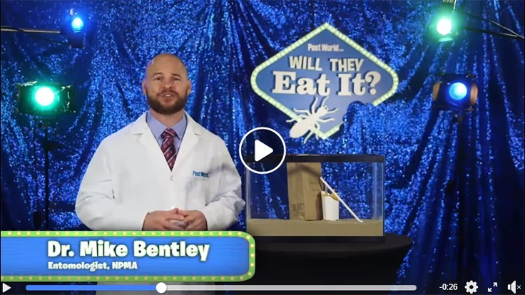 'Will They Eat It?' with PPMA's Dr. Mike Bentley Debuts Today