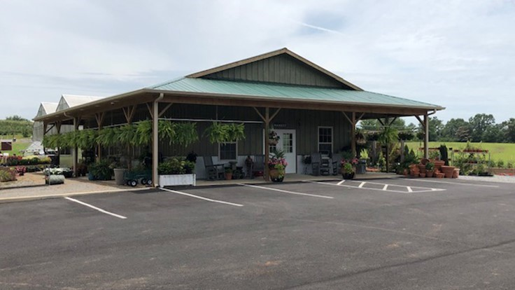 Nonprofit opens Rainbow Garden Center to build community