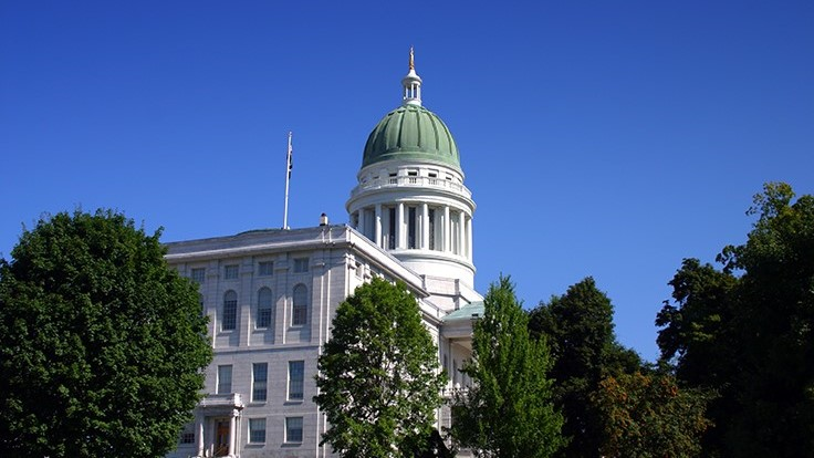 Maine Governor Signs Marijuana Bill Into Law