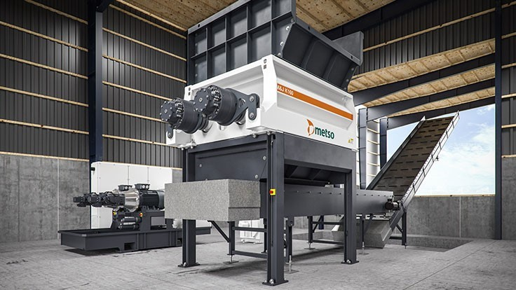 Metso adds two preshredders to K series