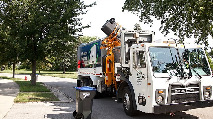 Advanced Disposal Services stockholders approve WM acquisition