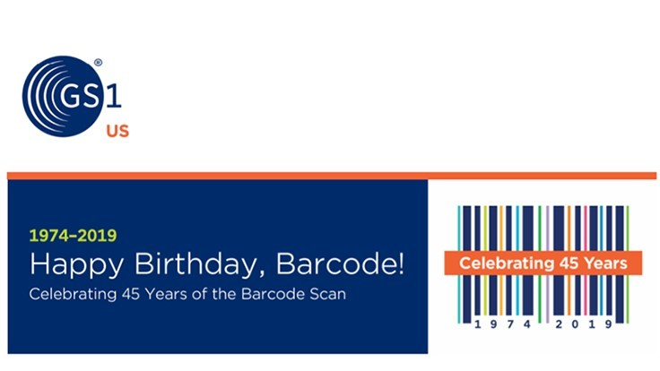 45 Years After Retail Debut, GS1 Barcode Stands Strong