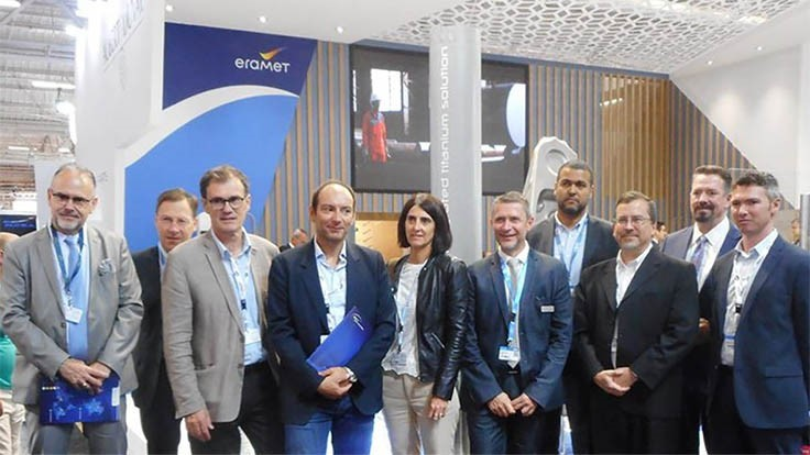 Sciaky partners on Metallic Advanced Materials for Aeronautics project