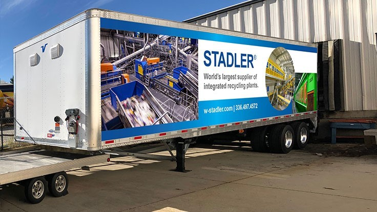 Stadler launches tool trailer to facilitate installations