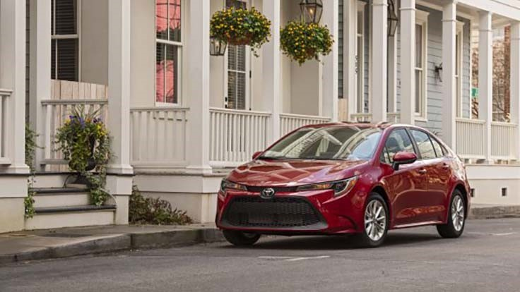 Toyota scraps plans to make Corolla in Alabama