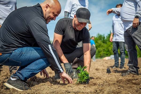 Aleafia Health Completes Planting of Its First Outdoor Cannabis Crop
