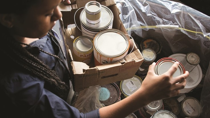 PaintCare announces winners of Innovative Recycling Grant Competition