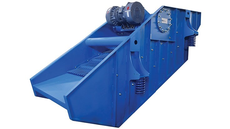 Best Process Solutions vibratory screeners separate material for recycling