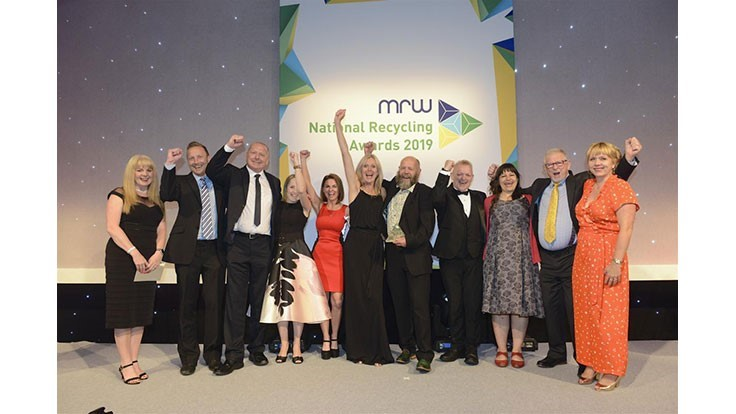 UK's National Recycling Awards recognize best practices, innovation
