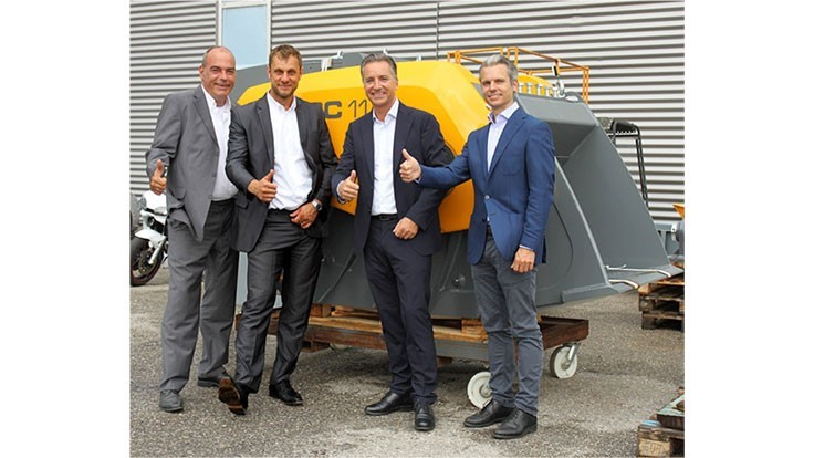 Rokla acquires crusher and screening company