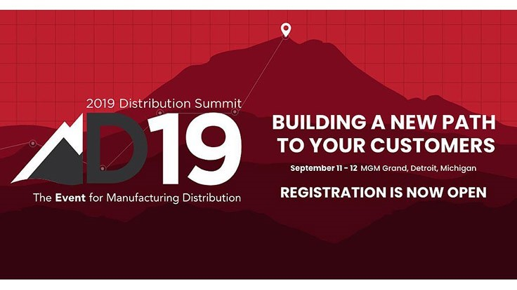 Distribution Summit 2019 Sept. 11-12 in Detroit