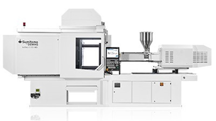 Sumitomo Demag's injection molding medical machines