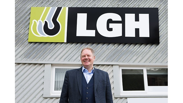 Lifting Gear Hire reveals new branding