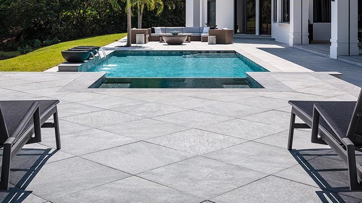 Belgard launches porcelain paver line