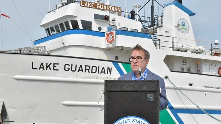 EPA announces upcoming Great Lakes cleanup grants