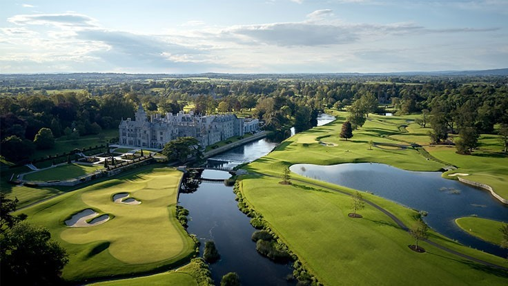 Adare Manor selected to host 2026 Ryder Cup