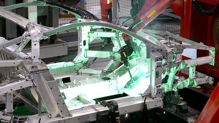 Acura shows off Ohio Performance Manufacturing Center (Video)