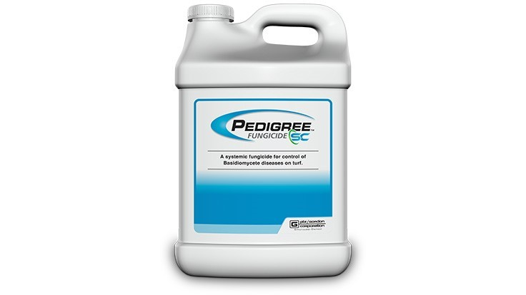 Pedigree Fungicide SC approved for use in California