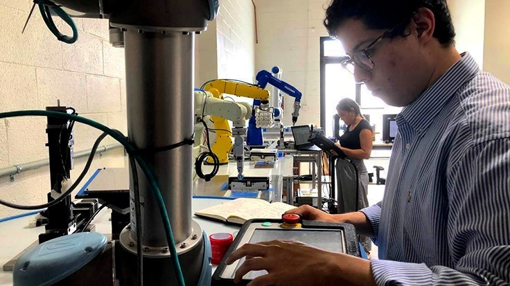 OnRobot opens R&D lab in Los Angeles